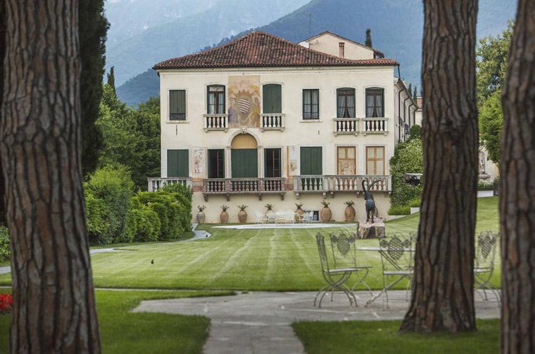 Villa Cà Erizzo Luca